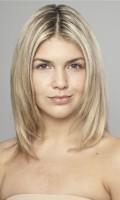Haarverlängerung mit Micro Bellargo Methode Vorherbild